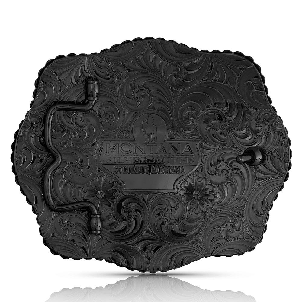 John Deere Studded 1837 Belt Buckle