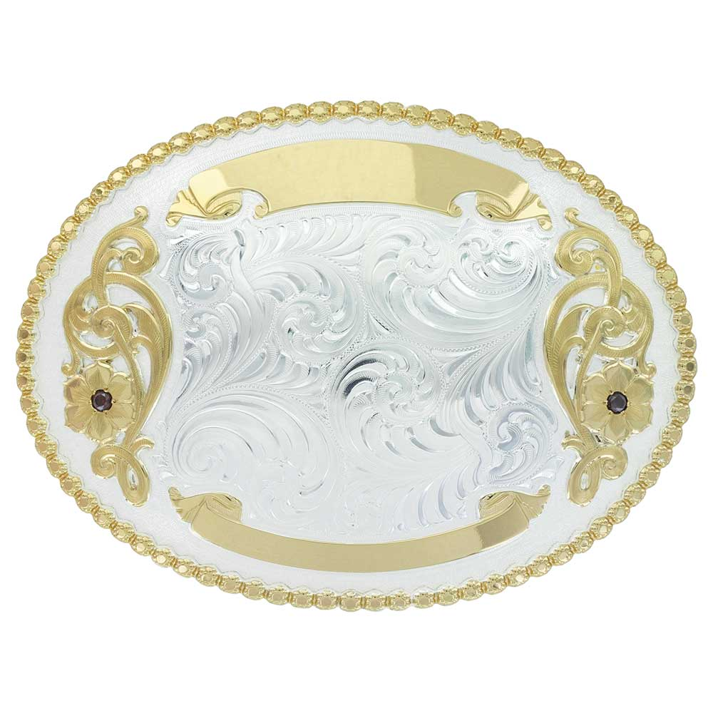 McCone Trophy Buckle (3.75