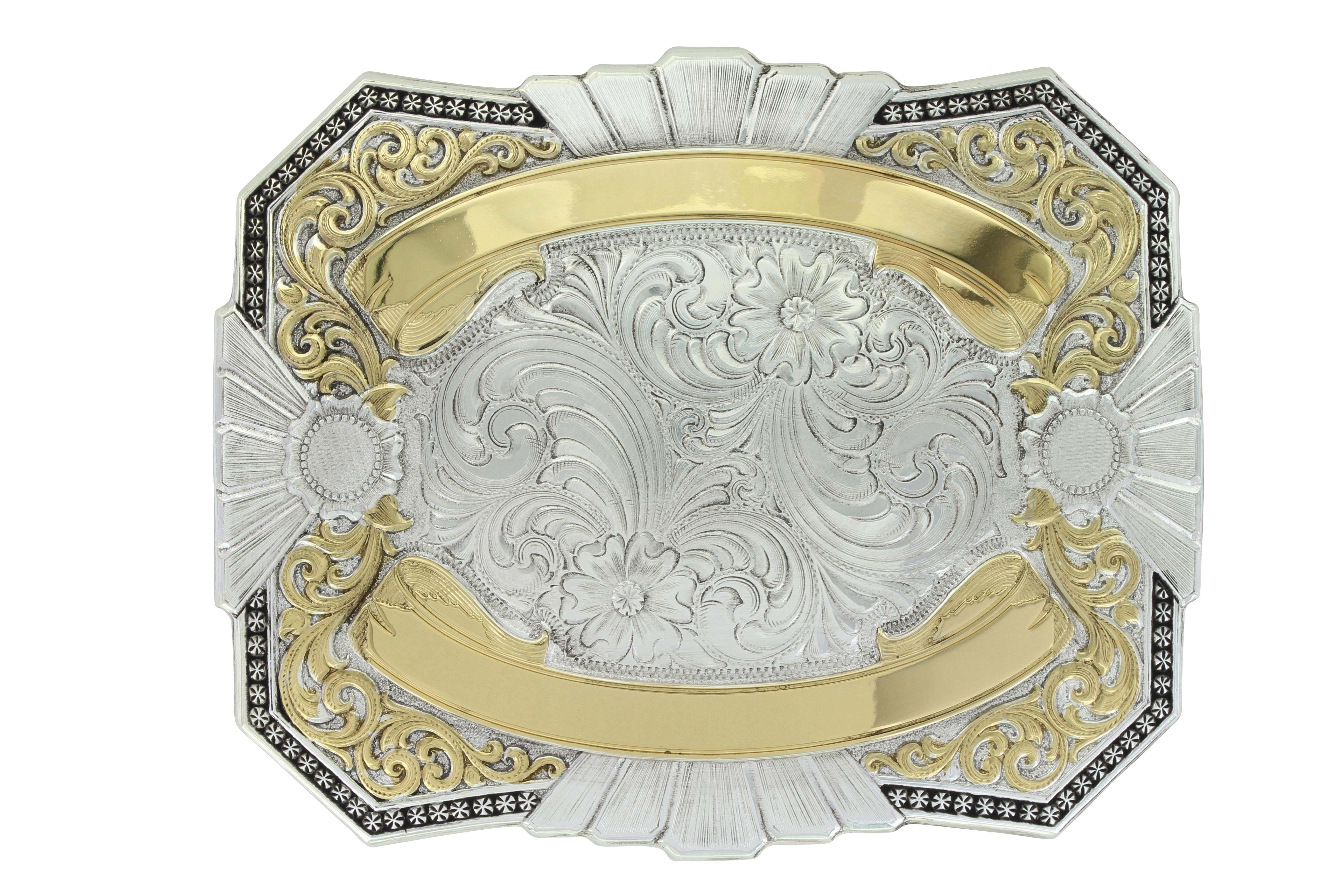 Fallon Trophy Buckle (4.38