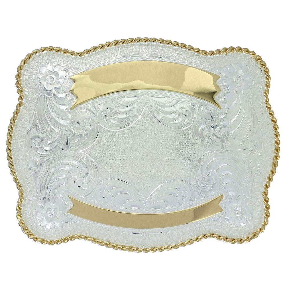 Livingston Trophy Buckle (3.25