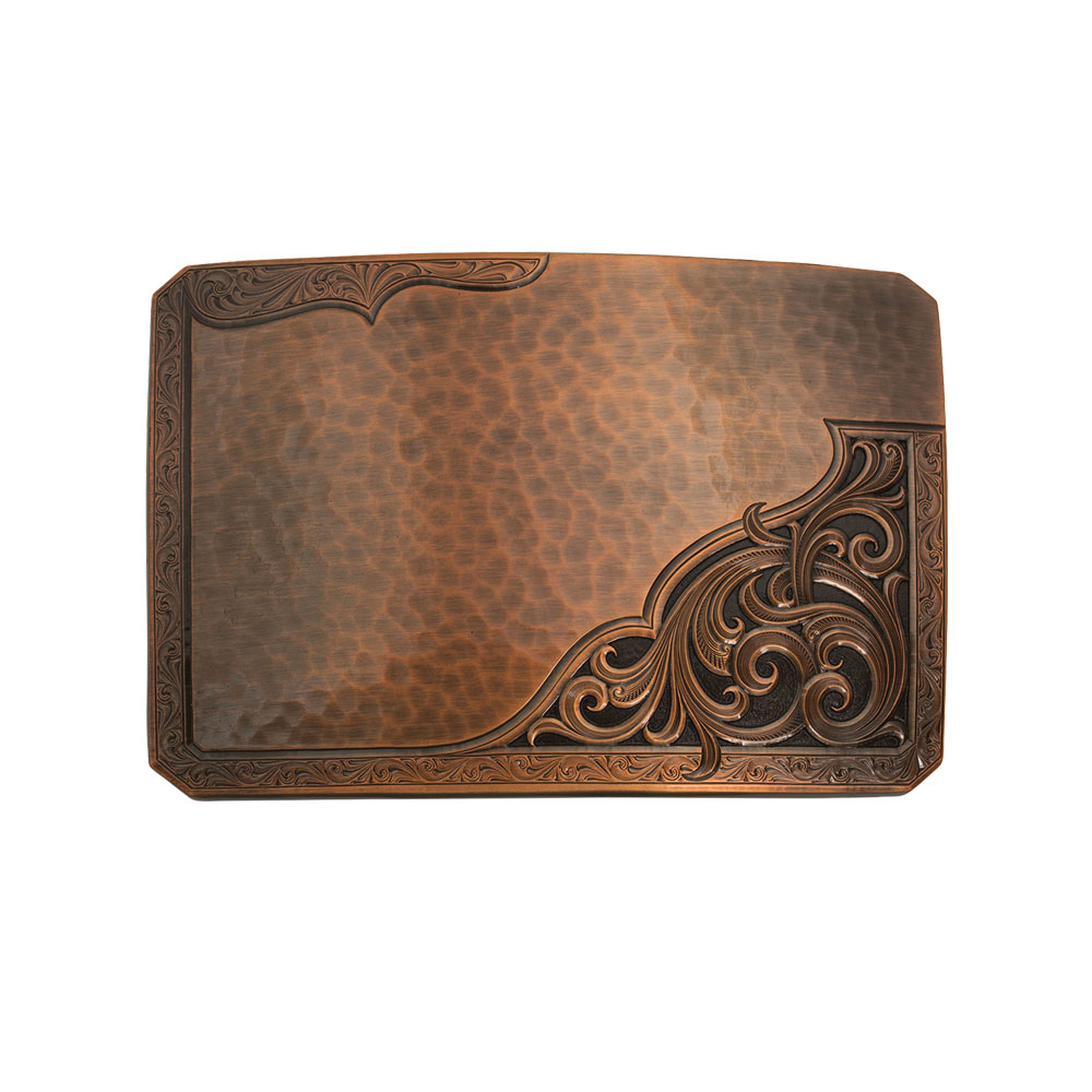 Rough Out Buckle (3.66