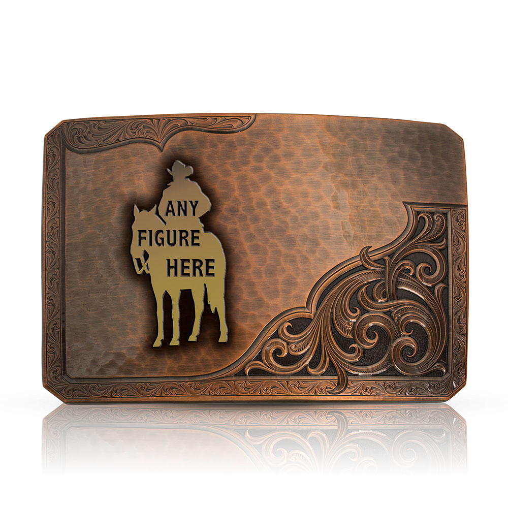 Rough Out Buckle