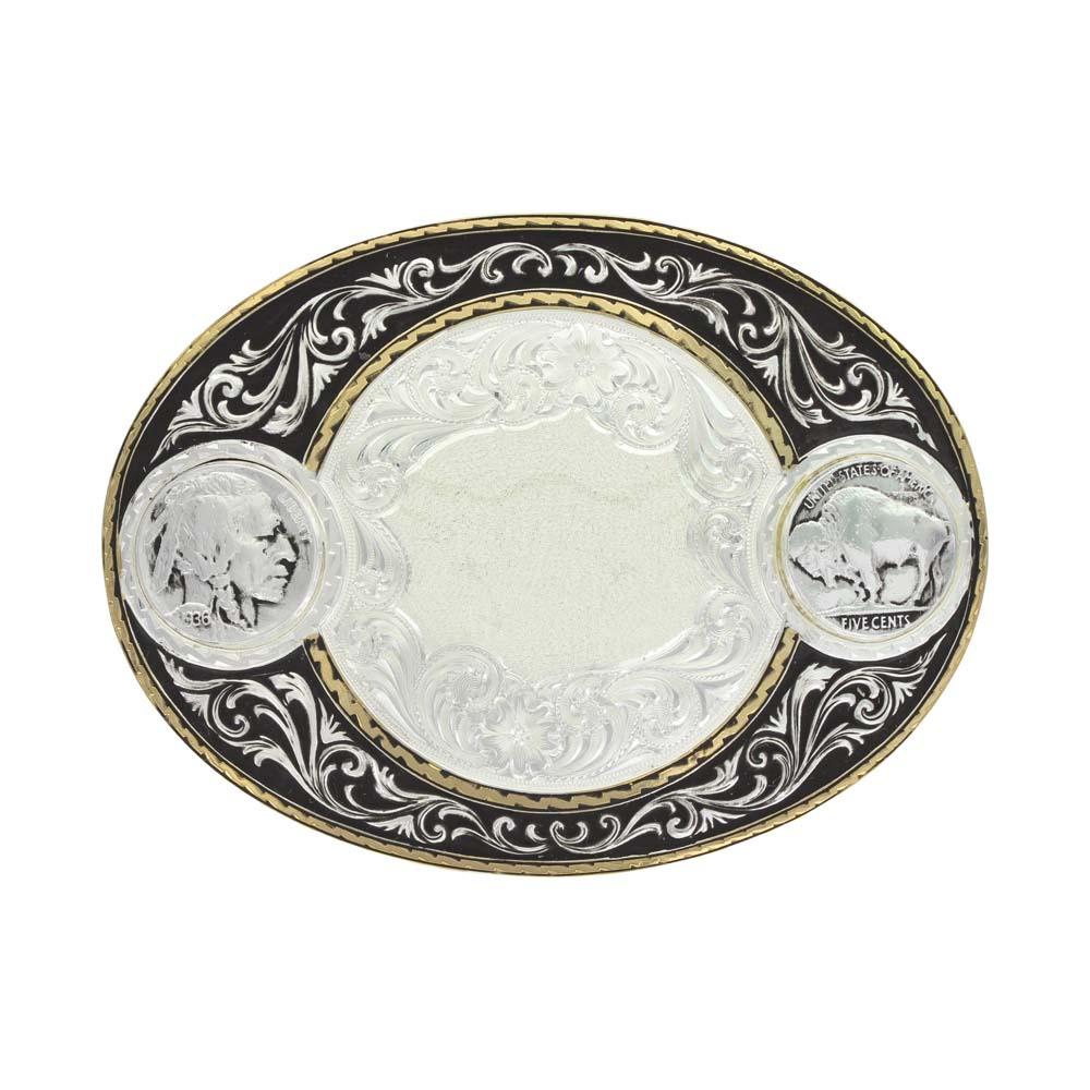 Buffalo Indian Head Nickel Buckle (4