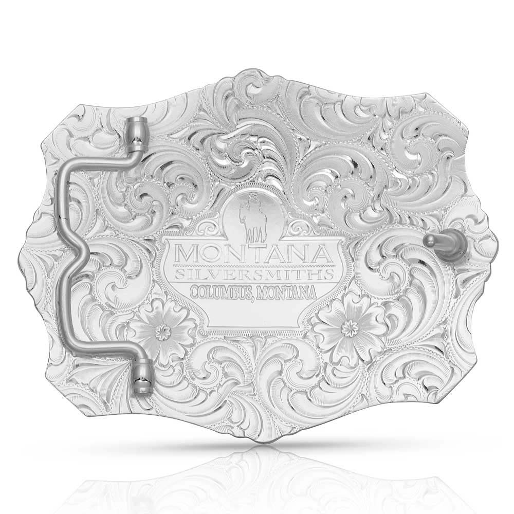 Desert Showdown Trophy Buckle (4.35