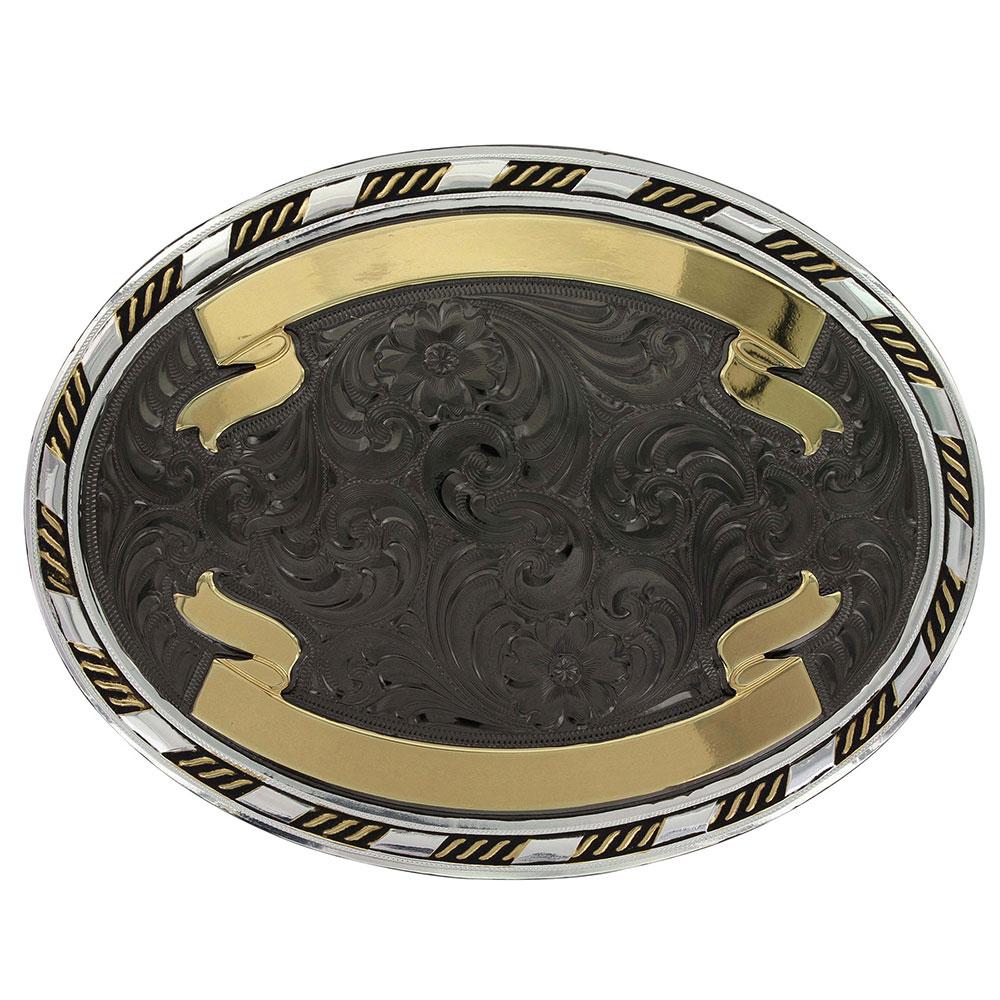 Toston Gunmetal Trophy Buckle (4