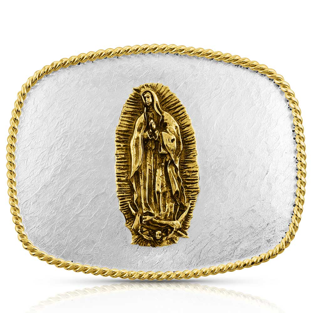 Lady of Guadalupe Rippling Waters Buckle