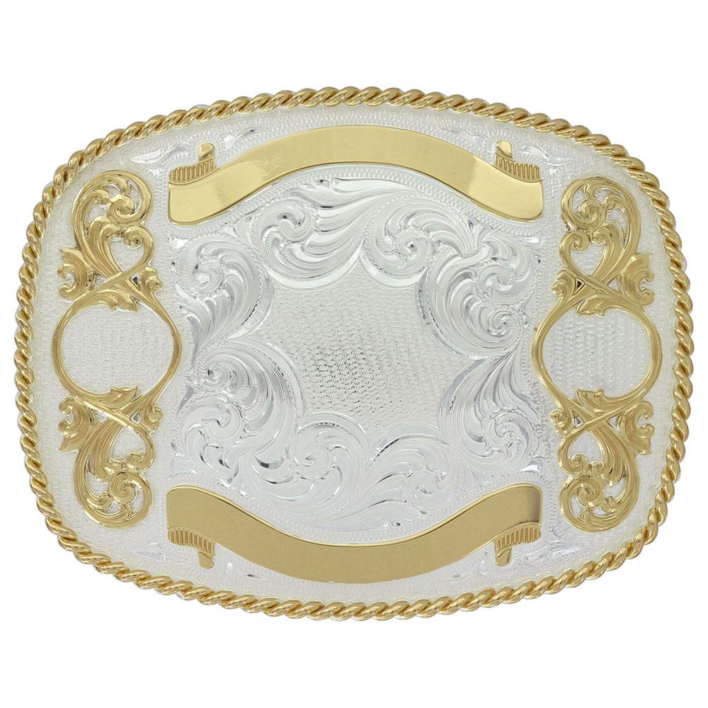 Kalispell Trophy Buckle (3.75
