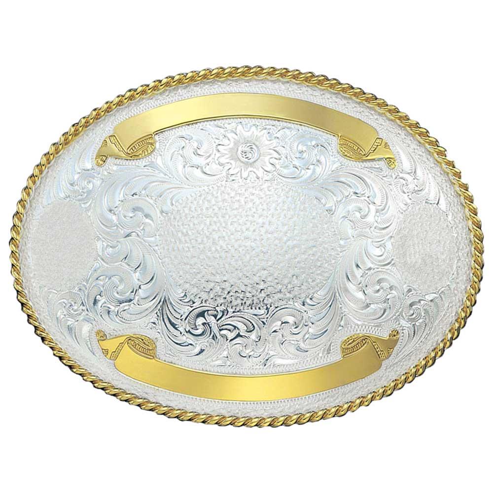 Virginia City Trophy Buckle (4.25