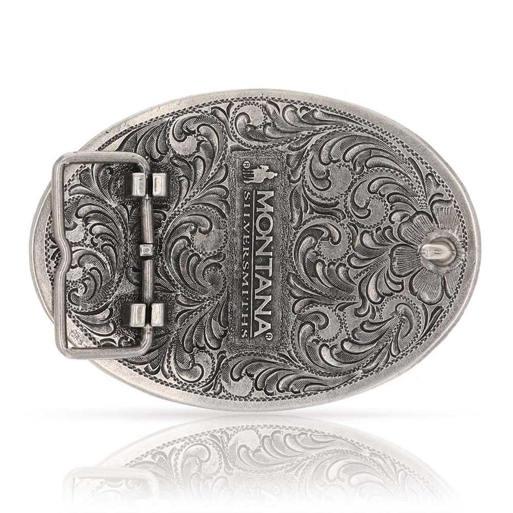 Our Lady of Guadalupe Attitude Buckle