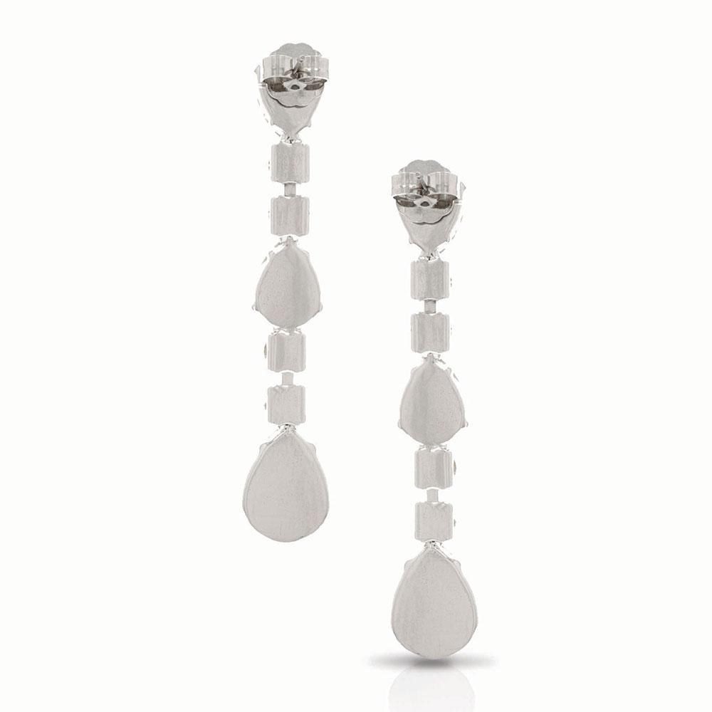 Sparkle Strand Earrings Attitude Jewelry