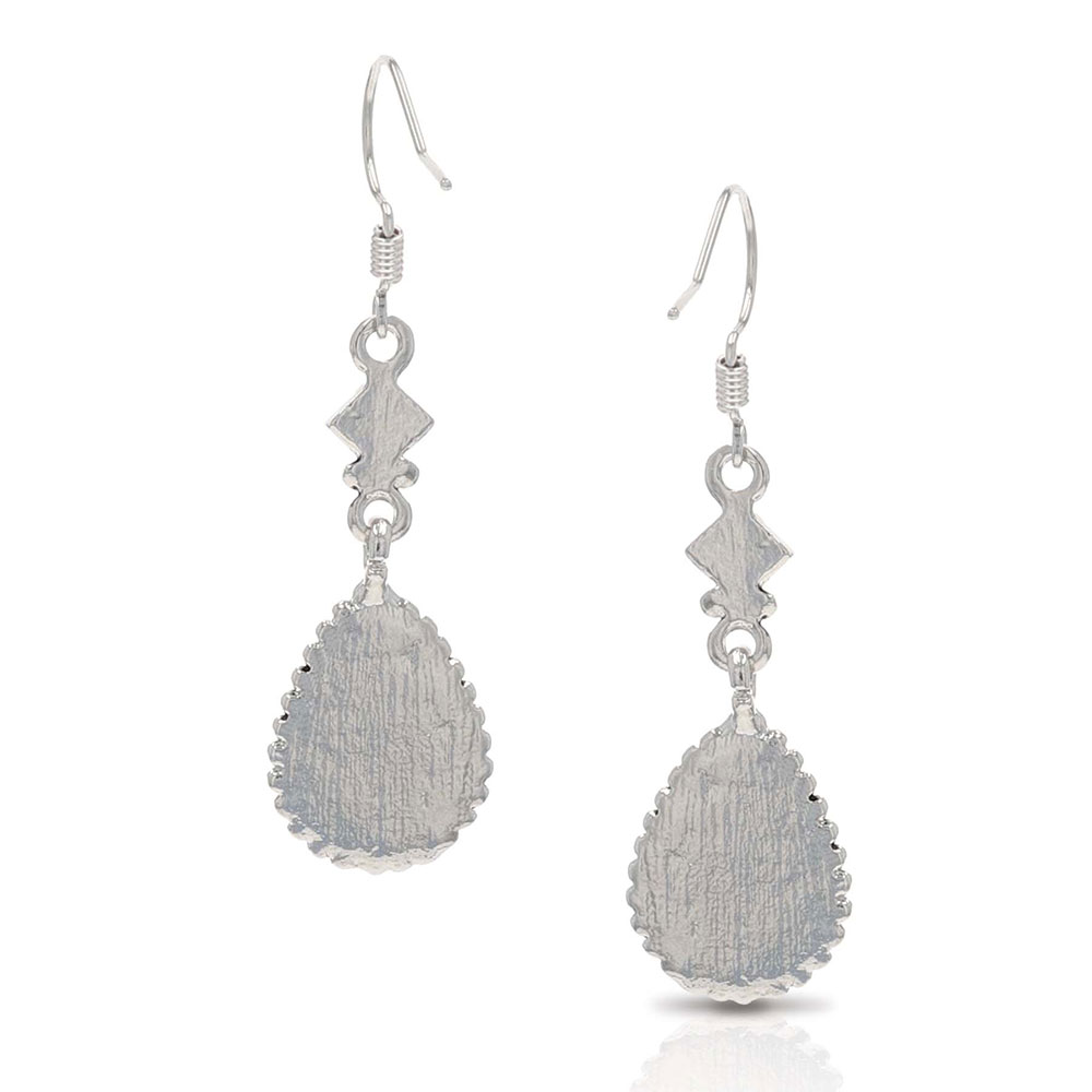 Charming Teardrop Earrings Attitude Jewelry