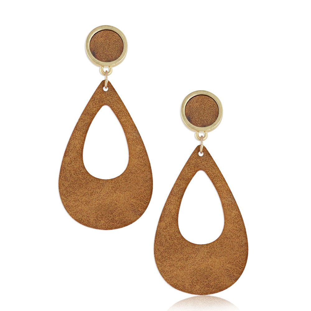 Once Upon a Groove Attitude Earrings