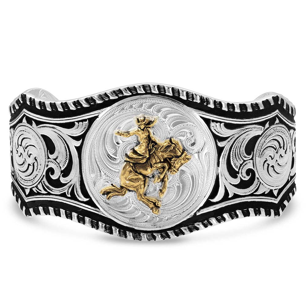 Art of the Cowgirl Cuff Bracelet