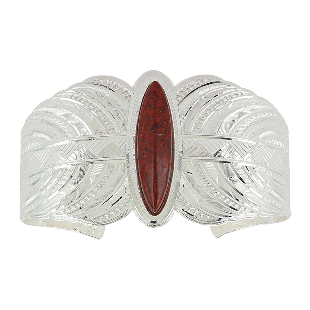Southwestern Lunar Radiance Cuff Bracelet