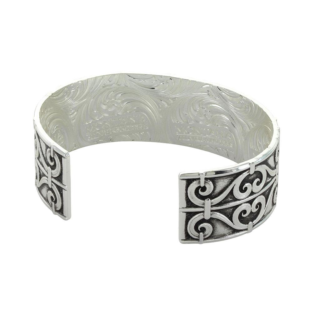 Iron Passages Cuff Bracelet