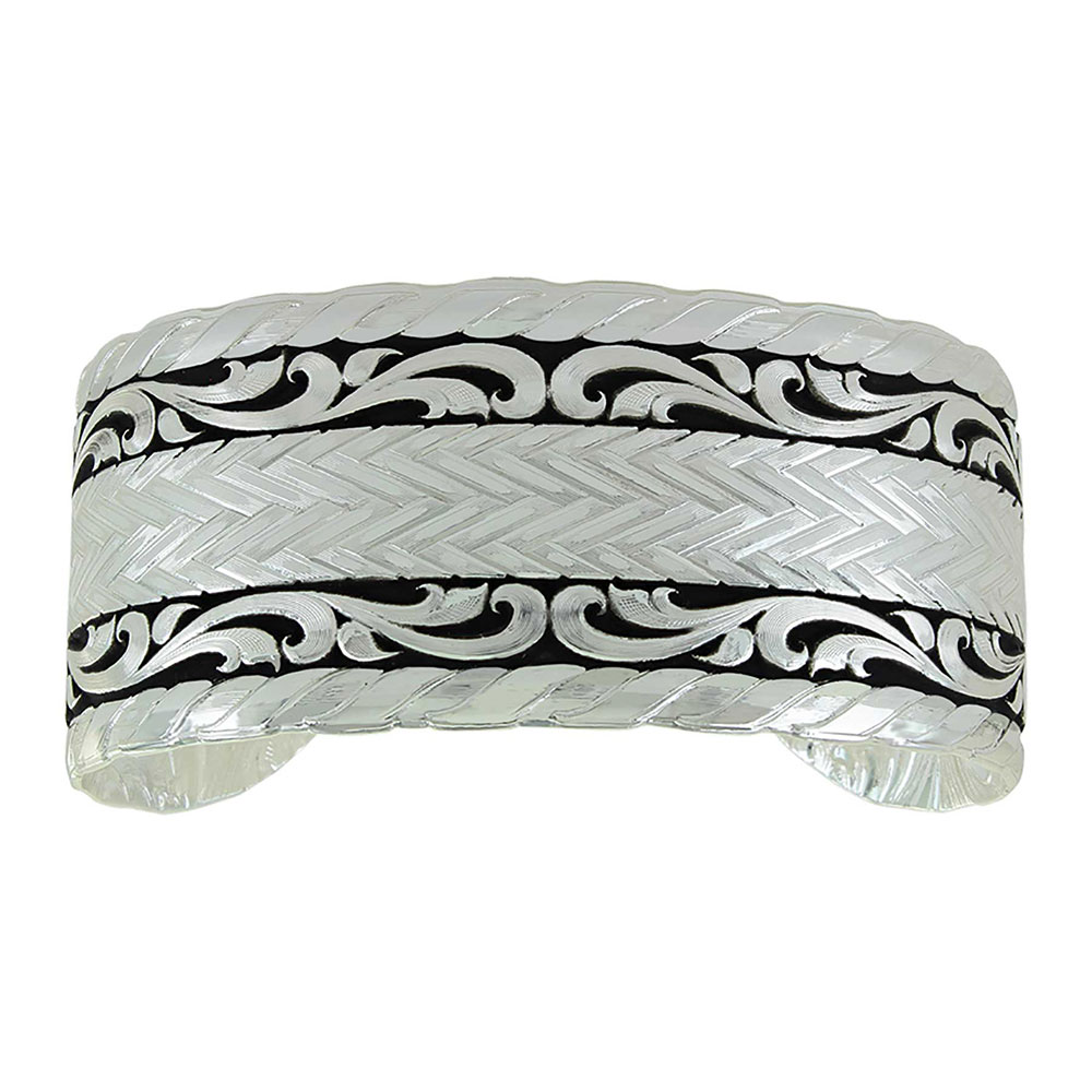 River Reflections Cuff Bracelet