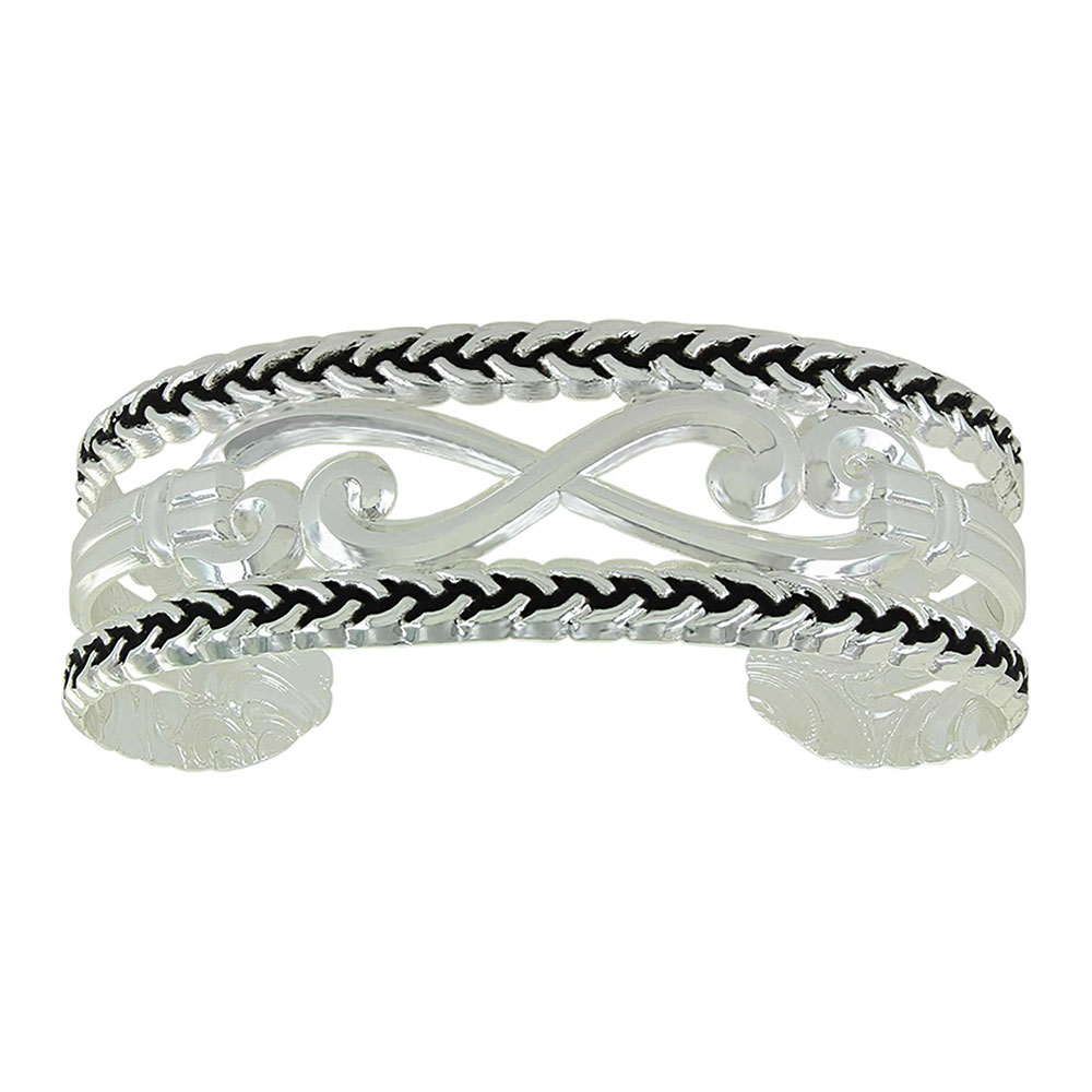 Forever Connected Cuff Bracelet
