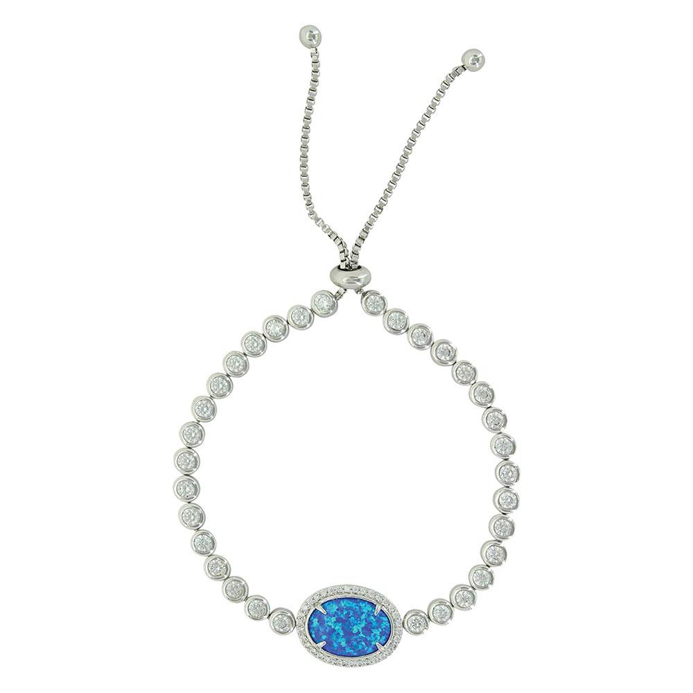 River Lights Opal Lariat Bracelet