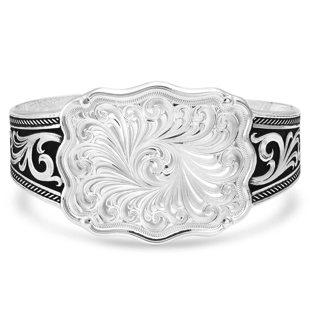 Custom Windburst Cuff Bracelet