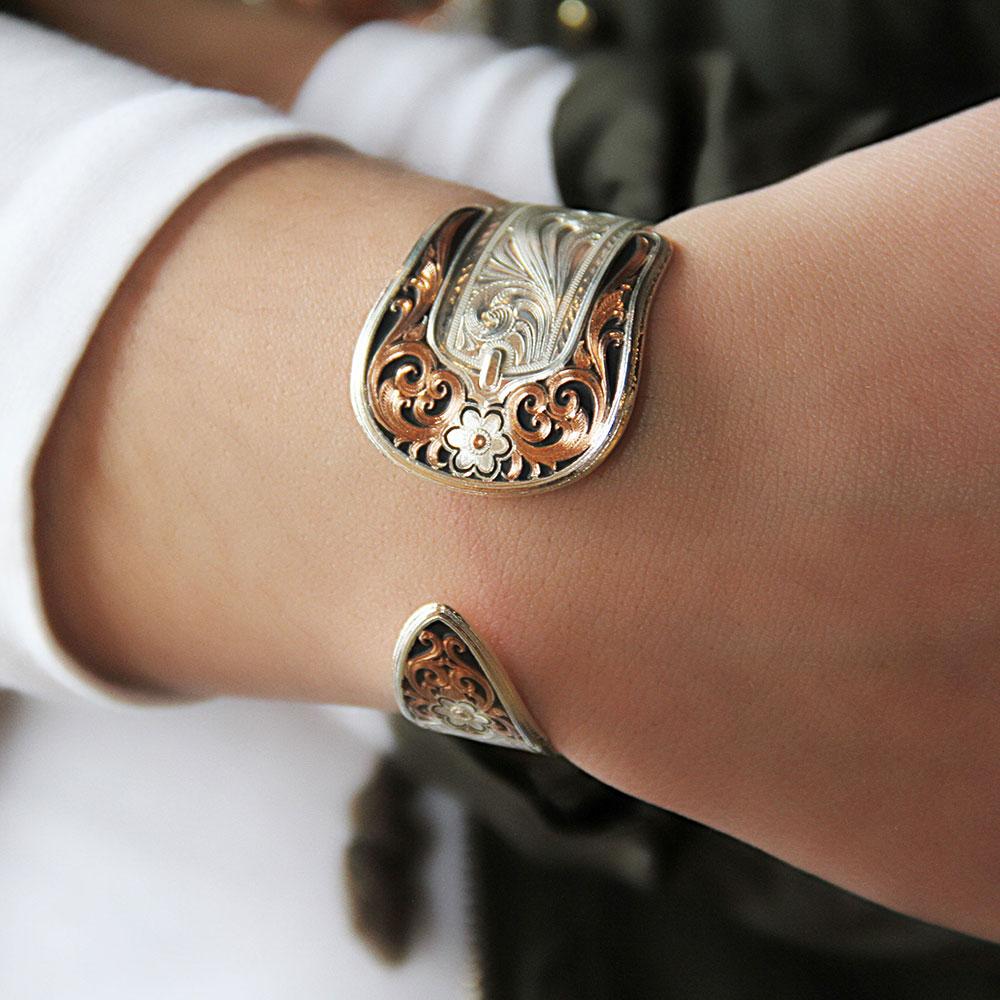 Serendipity's Cuff Bracelet