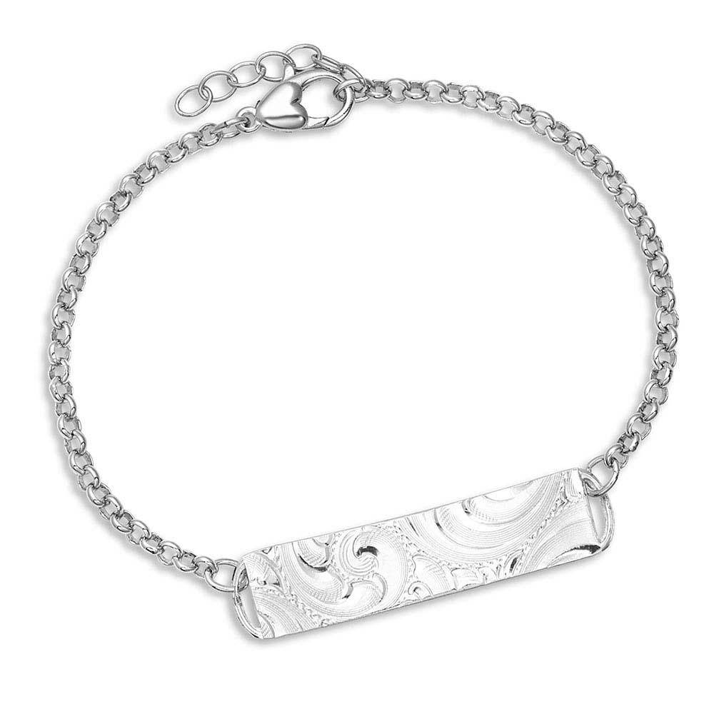 Misty Meadows Bar Bracelet