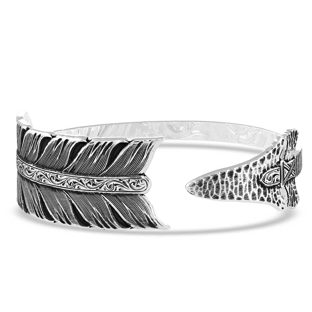 Timber Ridge Arrow Cuff Bracelet