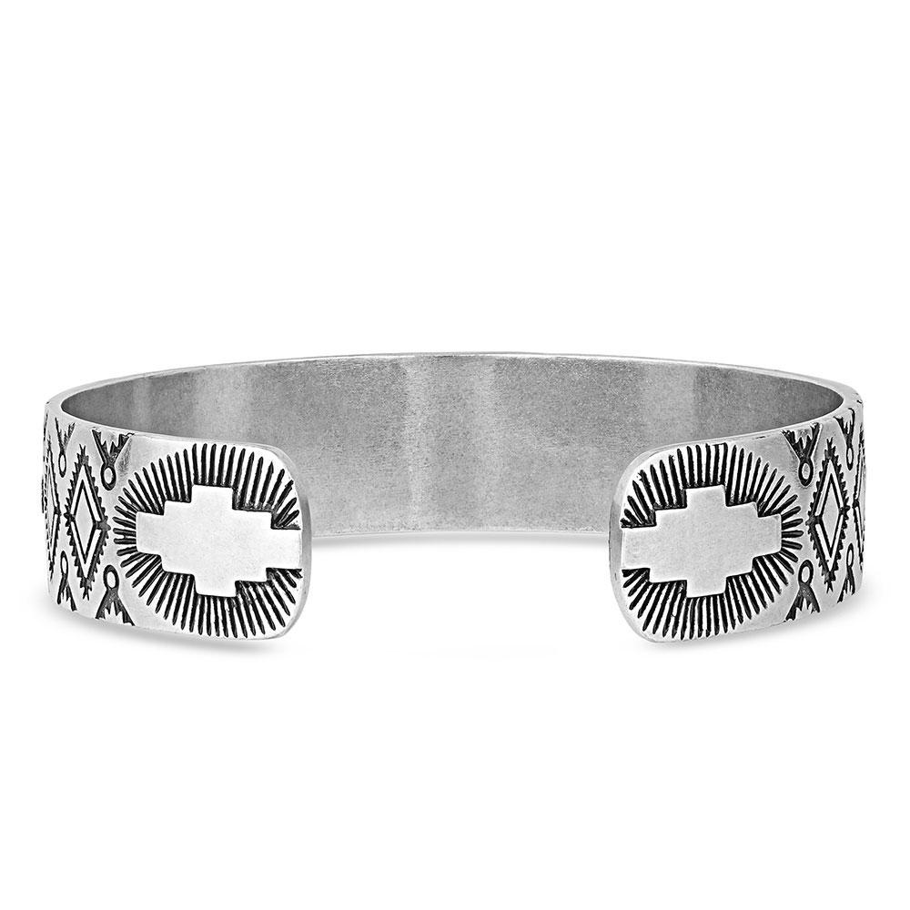 Storm Cloud Cuff Bracelet