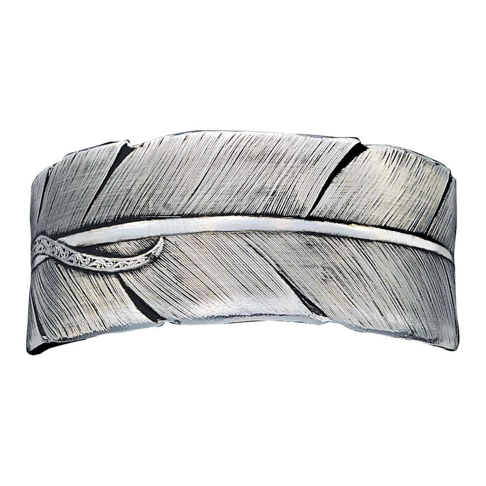 Feather Bracelet Montana Silversmiths