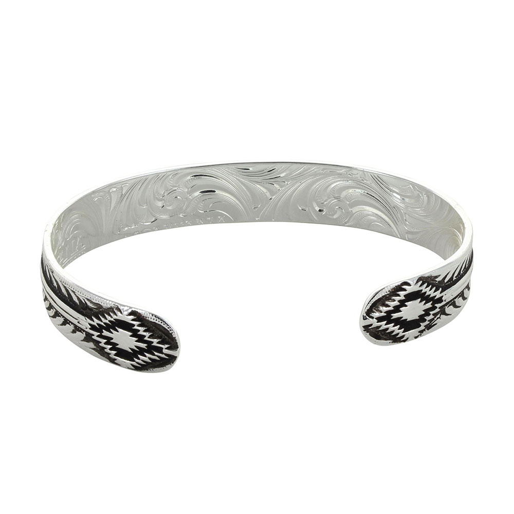 Midnights Steppes Narrow Cuff Bracelet