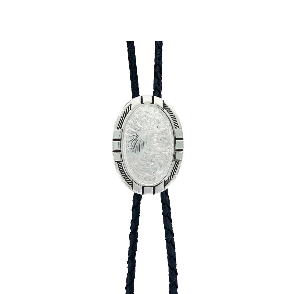 Custom New Traditions Four Directions Bolo Tie