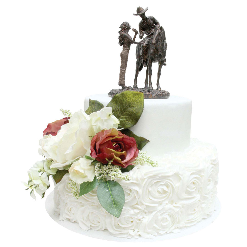 Cherished Cake Topper