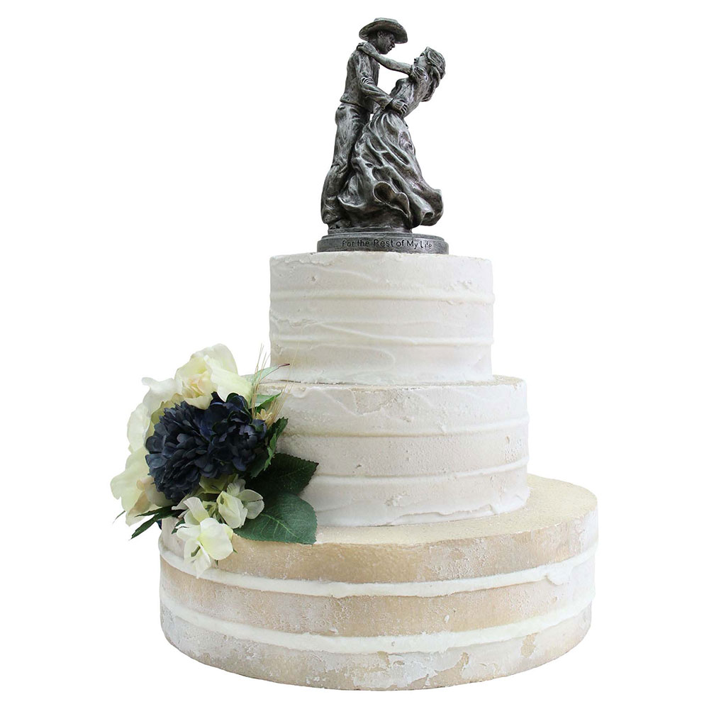 The First Dance Cake Topper