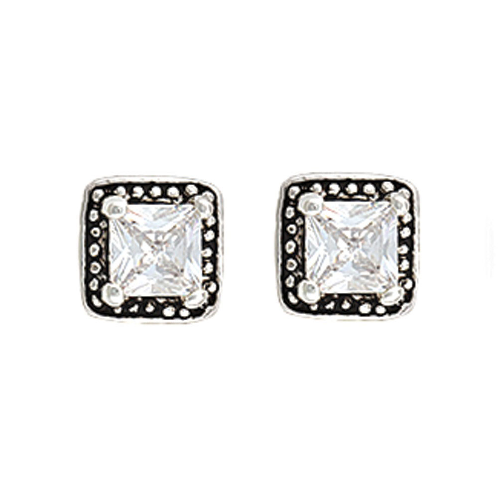 Star Lights Western Princess Earrings