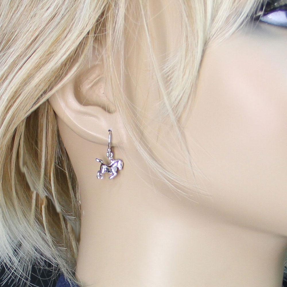 Prancing Horse Earrings
