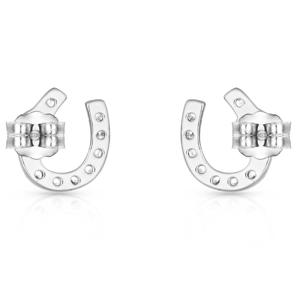 Lightfoot Horseshoe Earrings