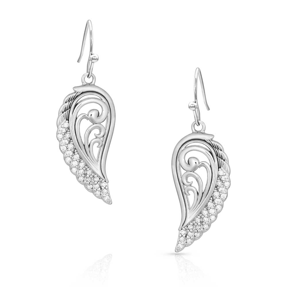 Flying Through the Gates of the Mountains Earrings