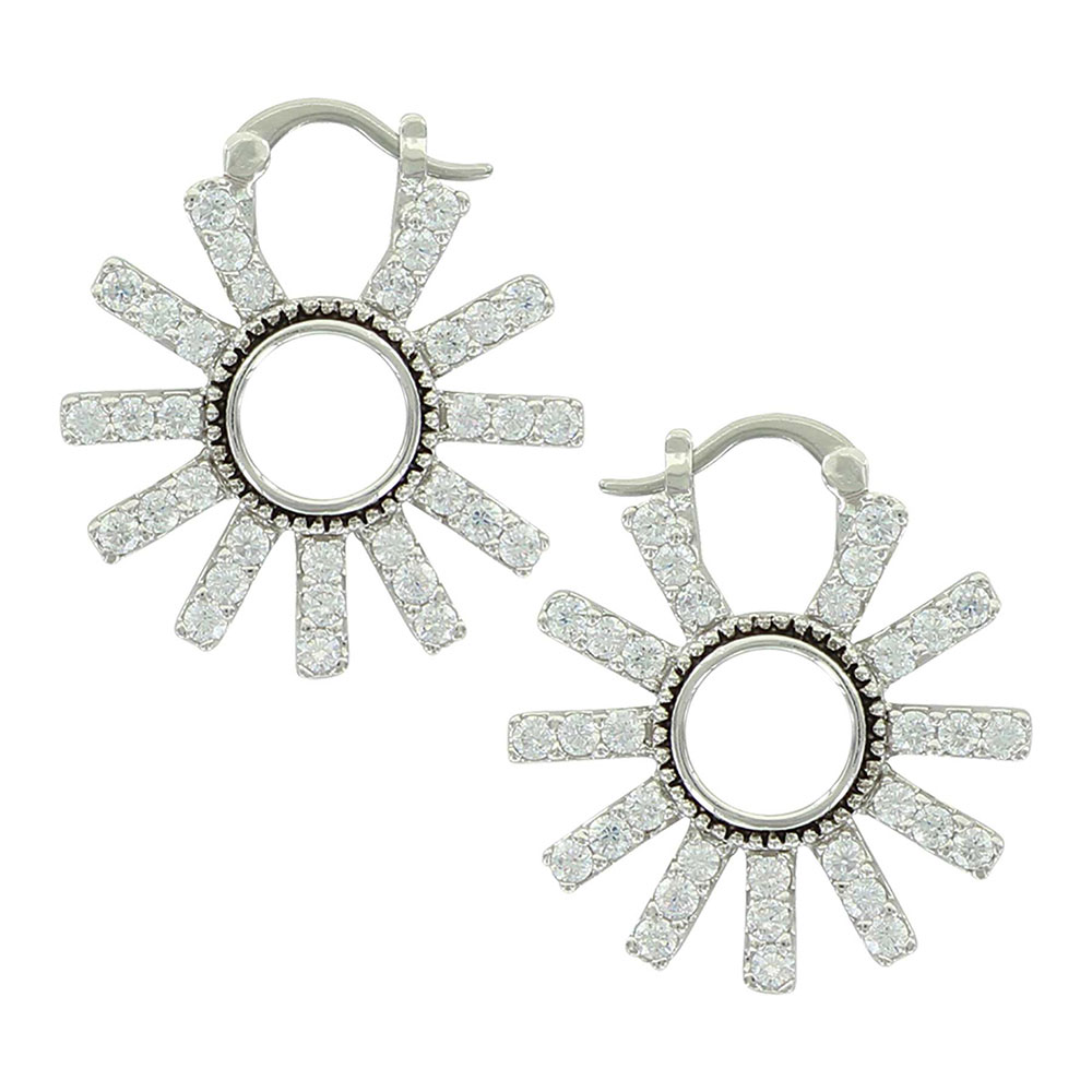 Spurred Brilliance Earrings