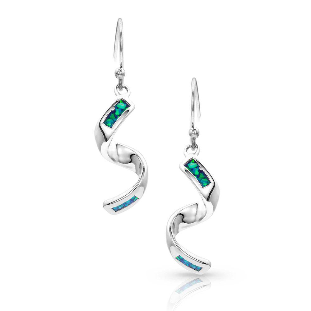 River Lights Rain Slide Earrings