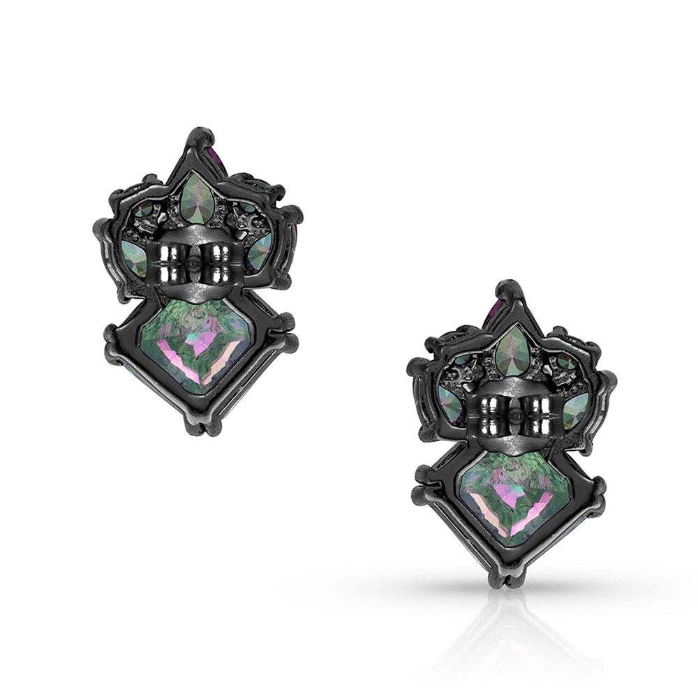 Northern Light Starburst Post Earrings