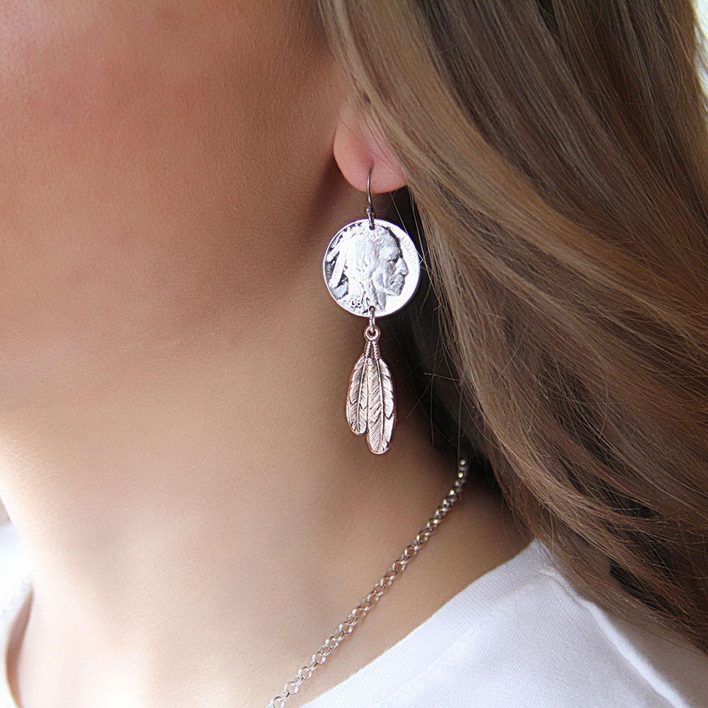 Roam Free Earrings