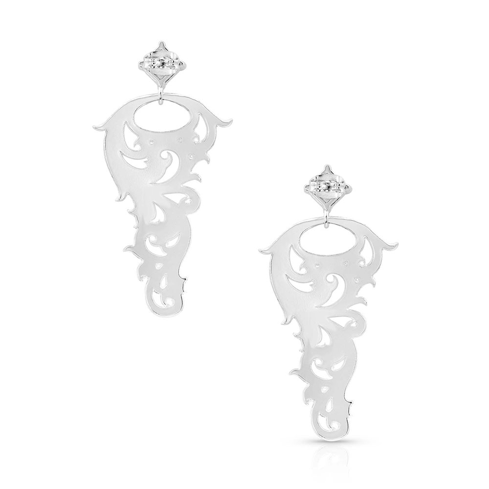 Beyond Boundaries Filigree Earrings
