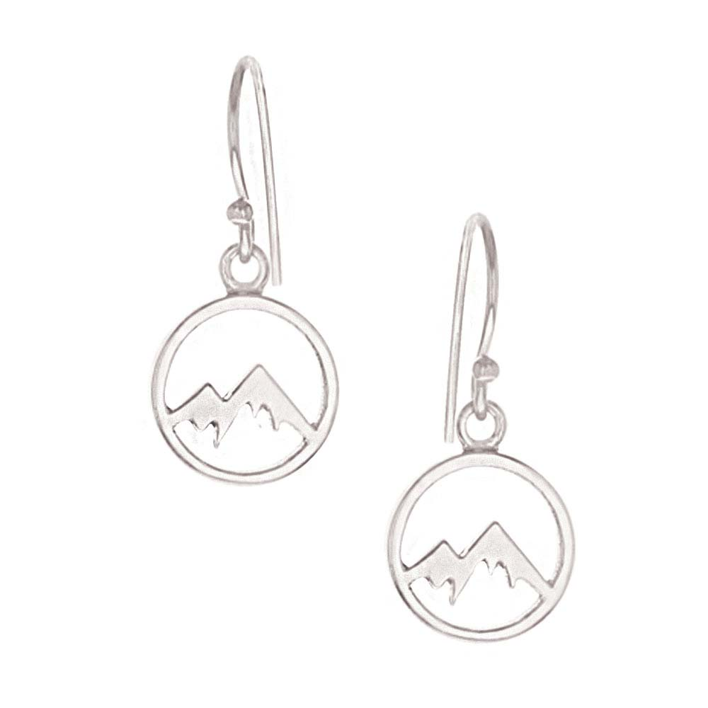 Mountain Majesty Charm Earrings