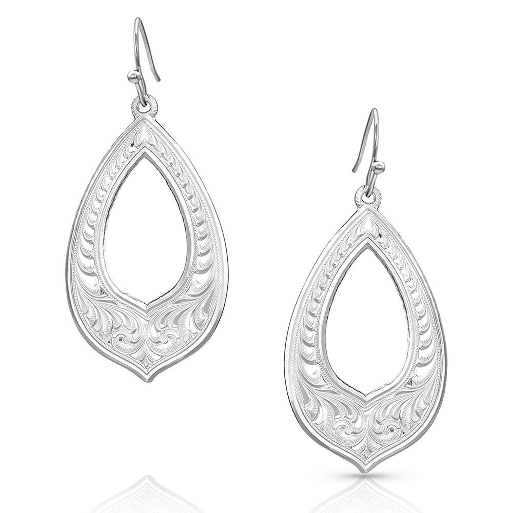 Silver Wonder Earrings