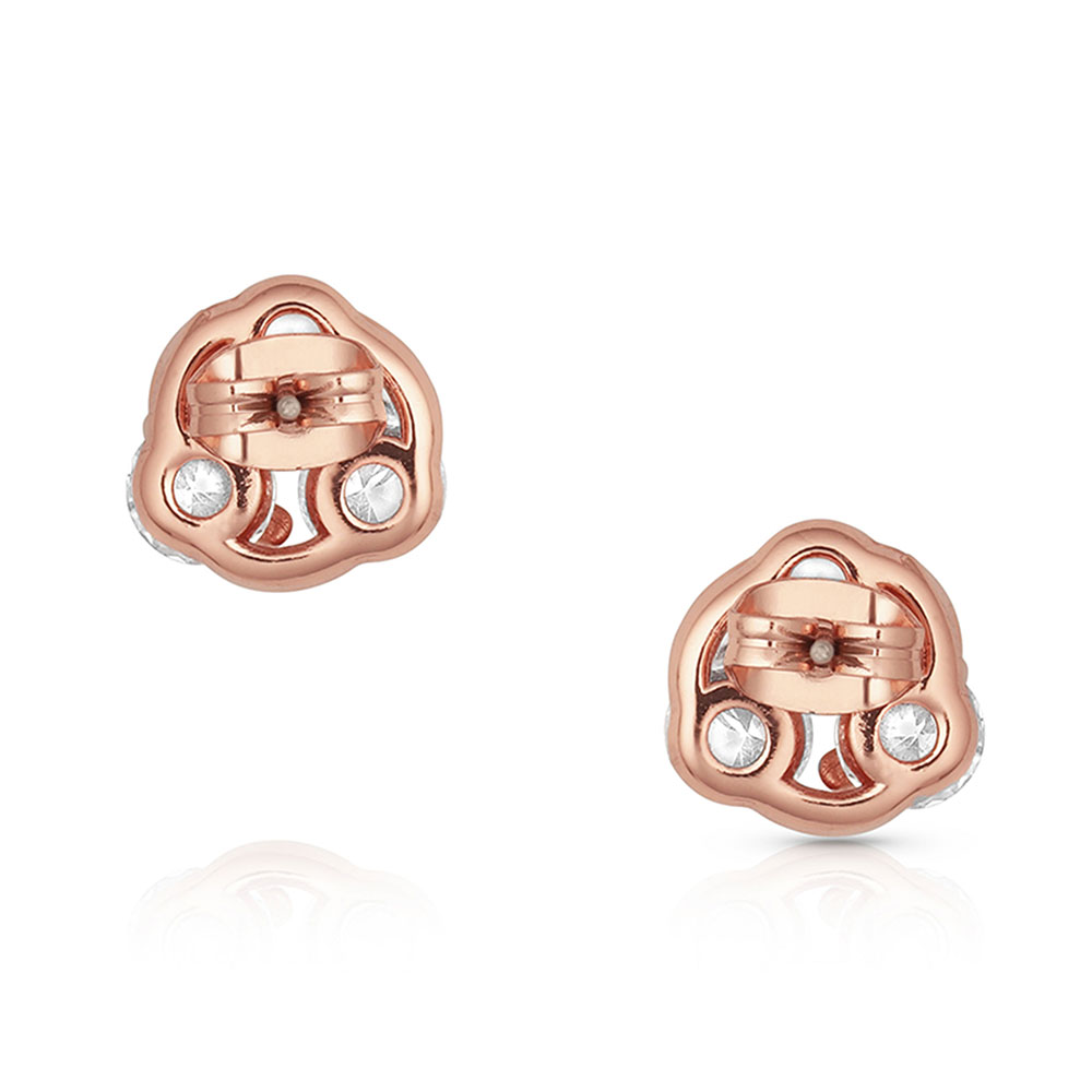 Holding On To A Rose Dawn Earrings
