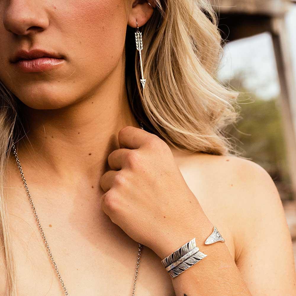 Timber Ridge Arrow Earrings