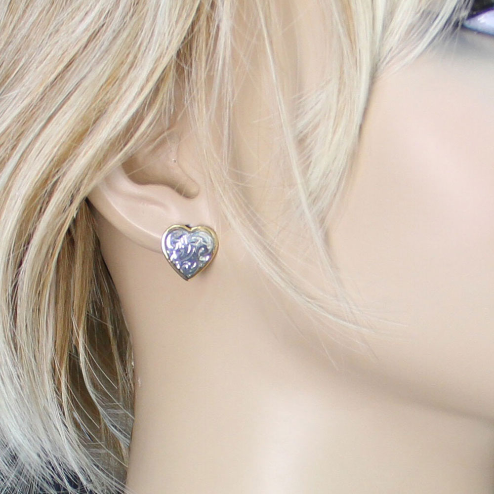 Classic Montana Heart Earrings