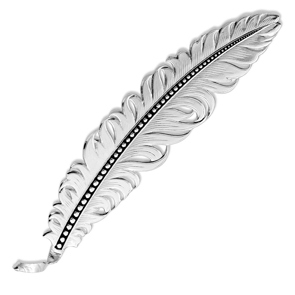 Classic Montana Hat Feather