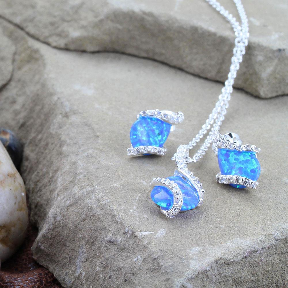 River Lights Twin Paths Jewelry Set