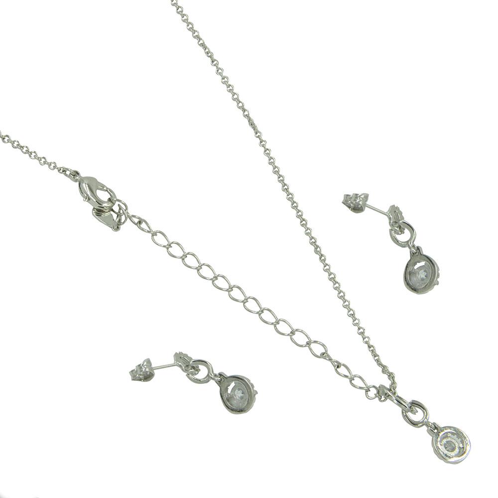 Halo & Horseshoes Jewelry Set
