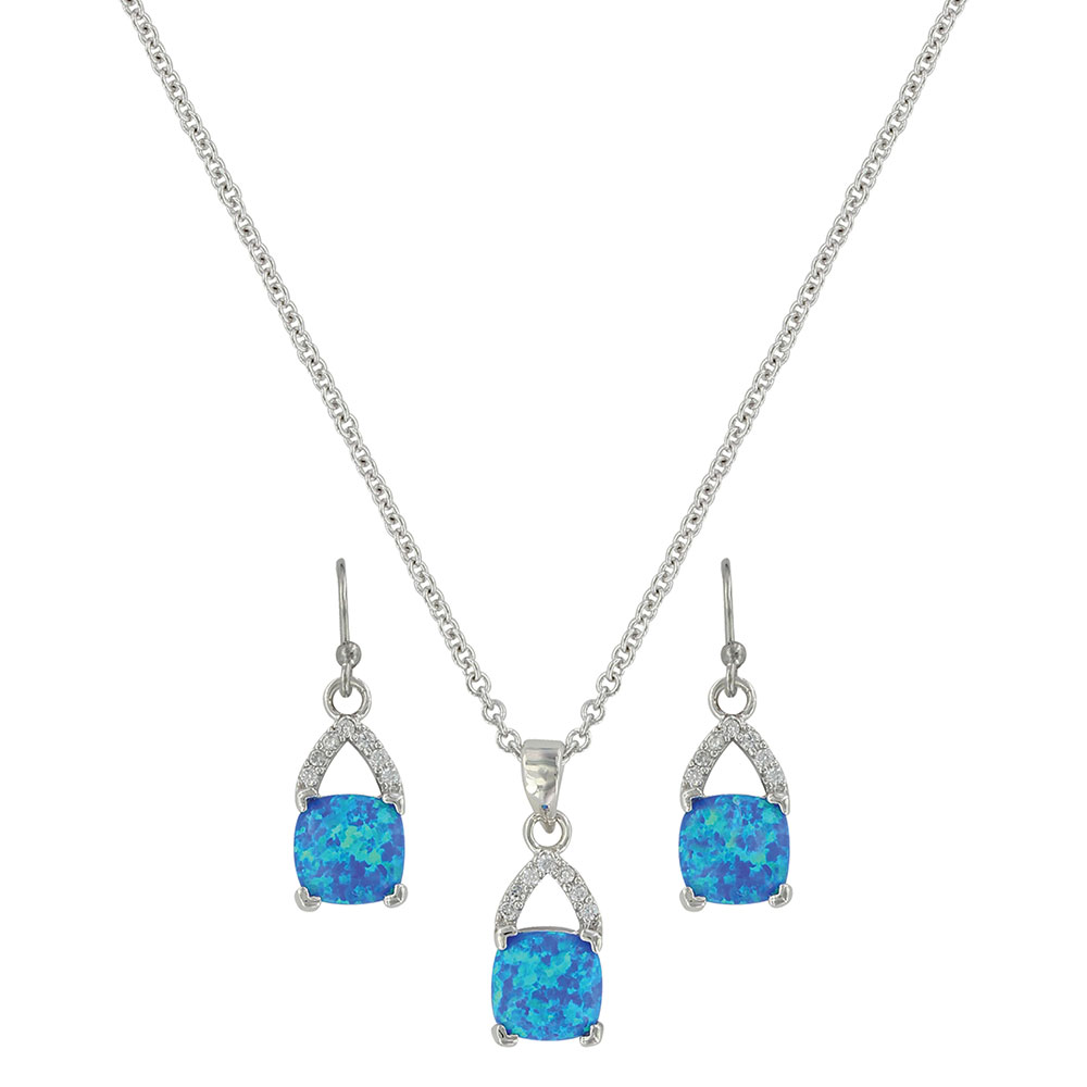 River of Lights Branched Pool Jewelry Set